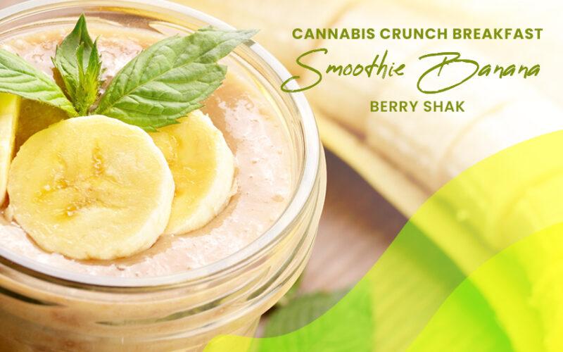 Cannabis Crunch Breakfast